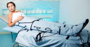 Лимфодренажный массаж в Курске. Прессотерапия в косметической клиники Матрешка